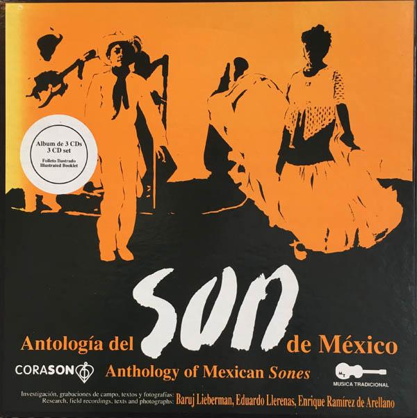 3CD - Various Artists Antolog