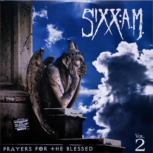 LP - Sixx:A.M. Prayers For The Blessed