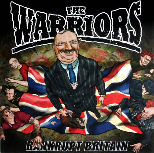 LP - Halbstarke Jungs / The Warriors Halbstarke Jungs / The Warriors