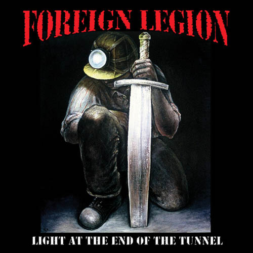 LP - Foreign Legion Light At The End Of The Tunnel