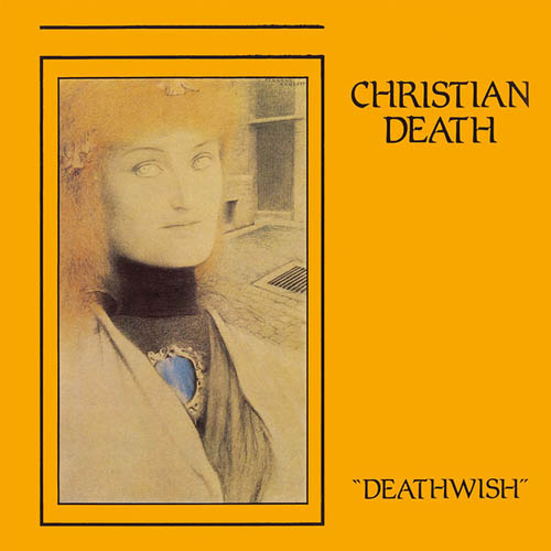 LP - Christian Death Deathwish