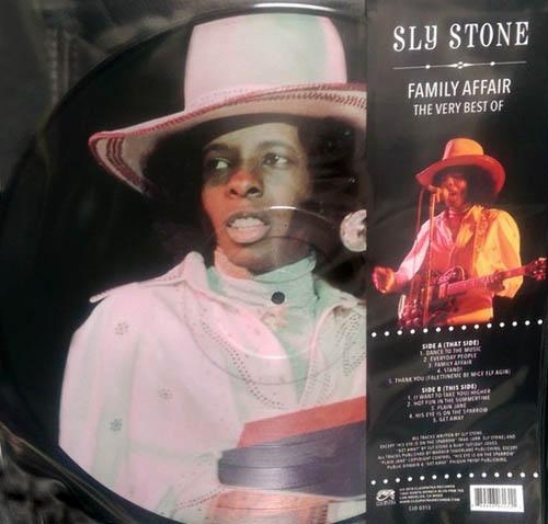 LP - Sly Stone Family Affair
