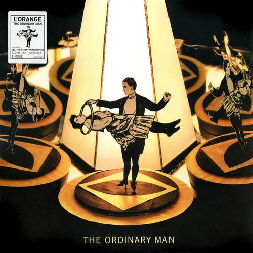 LP - L'Orange The Ordinary Man