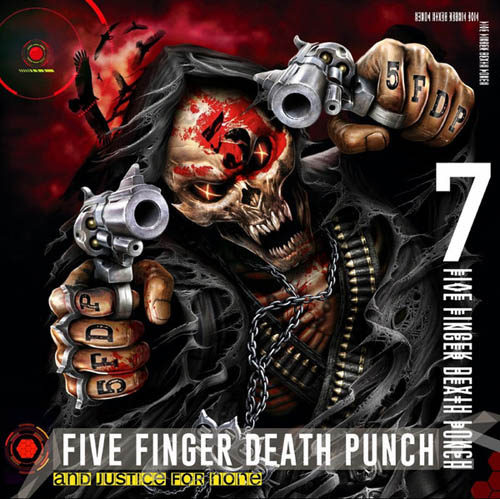 2LP - Five Finger Death Punch And Justice For None