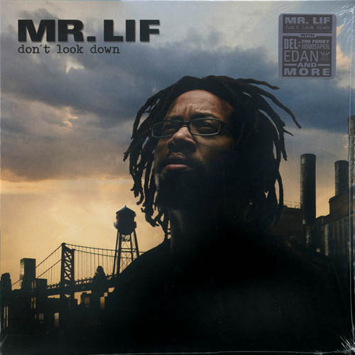 LP - Mr. Lif Don't Look Down 0