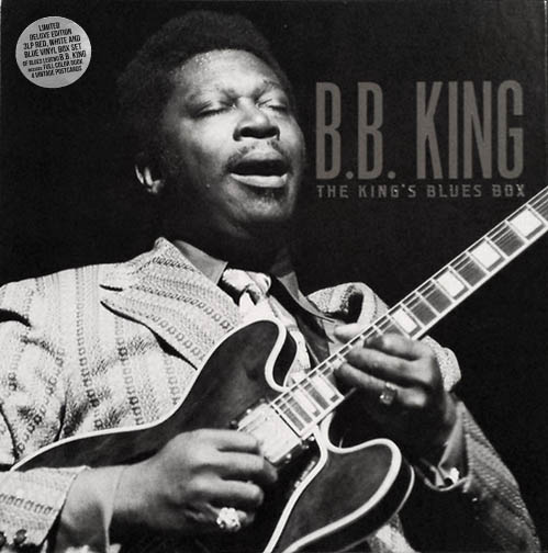 4LP - B.B. King The King's Blues Box