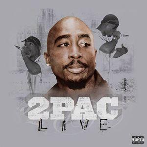 2LP - 2pac Live