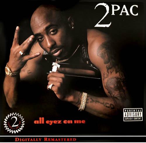 4LP - 2Pac All Eyez On Me 0