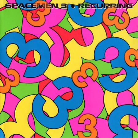 CD - Spacemen 3 Recurring