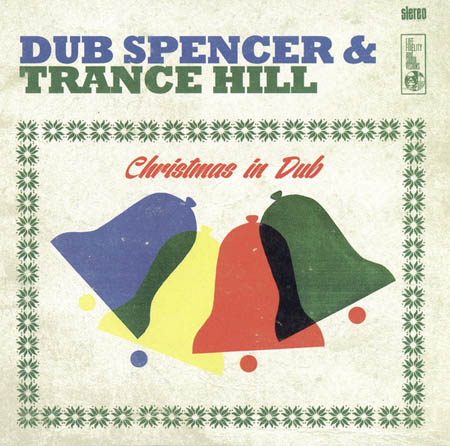 LP - Dub Spencer & Trance Hill Christmas in Dub
