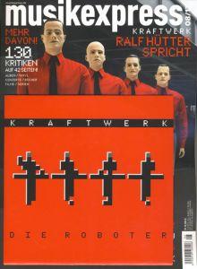 Magazine - Musikexpress August 2017