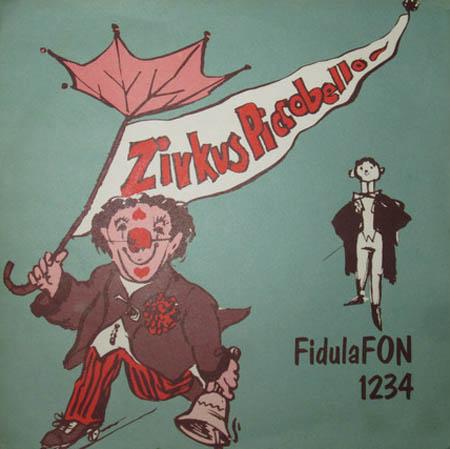 7inch - Froesch, Gerd Zirkus Picco Bello