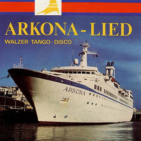 7inch - Kubiczeck, Walter Arkona-Lied
