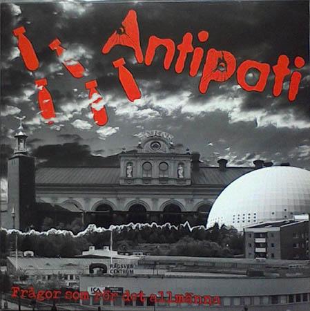 LP - Antipati Fragor Som Ror Det Allmanna