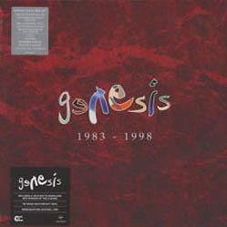 6LP - Genesis 1983 - 1998 BOX set