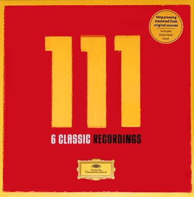 6LP - Various Artists 111 - 6 Classic Recordings Box Set