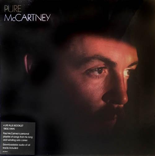 4LP - McCartney, Paul Pure McCartney - Box Set