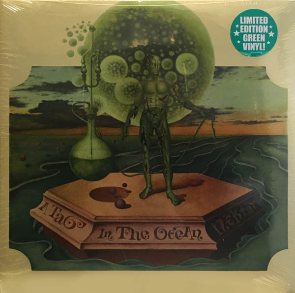 2LP - Nektar A Tab In The Ocean - Ltd green vinyl