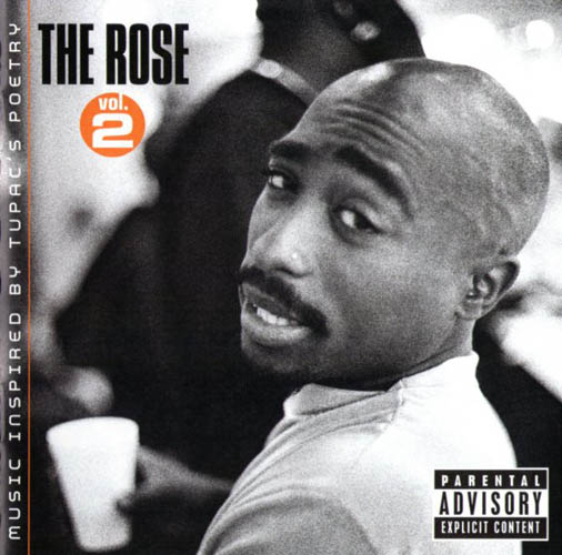 CD - 2Pac The Rose Vol. 2