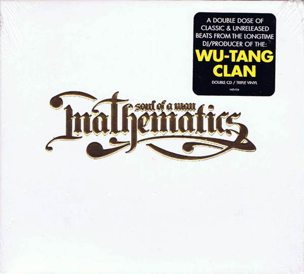 2CD - Mathematics of Wu-Tang Clan Soul Of A Man
