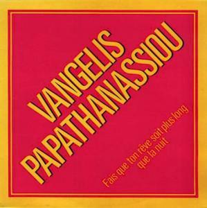 LP - Papathanassiou, Vangelis Fais Que Ton R