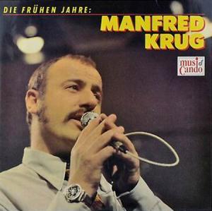 LP - Krug, Manfred Die Fr
