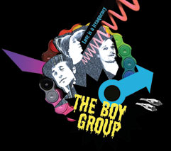 2LP - Boy Group, The Love Is A Freaquency