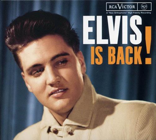 2CD - Presley, Elvis Elvis Is Back!