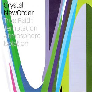 CD - New Order Crystal