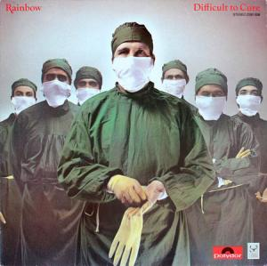 LP - Rainbow Difficult To Cure