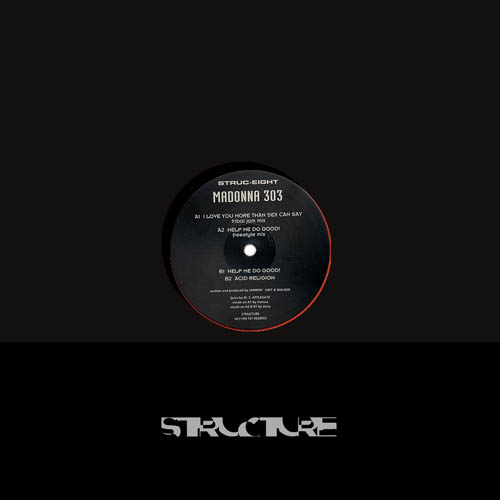 12inch - Madonna 303 We Are Structure