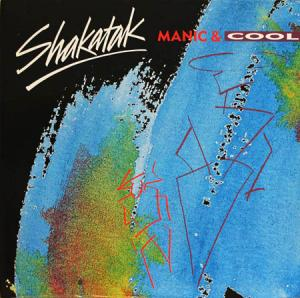LP - Shakatak Manic & Cool