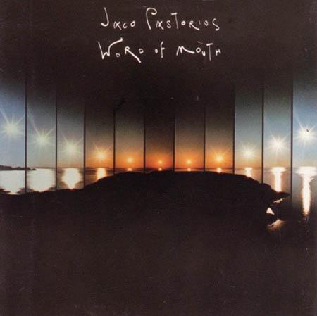 LP - Pastorius, Jaco Word Of Mouth
