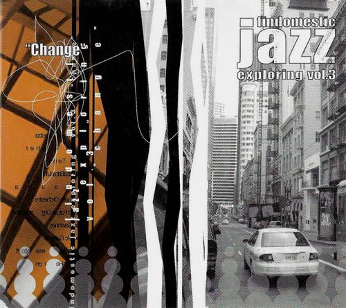 CD - Various Artists Findomestic Jazz Exploring Vol.3