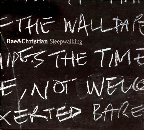 CD - Rae & Christian Sleepwalking