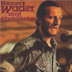 LP - Wader, Hannes Singt Arbeiterlieder