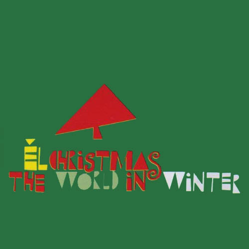 CD - Various Artists The World In Winter