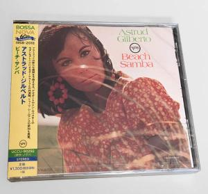 CD - Gilberto, Astrud Beach Samba