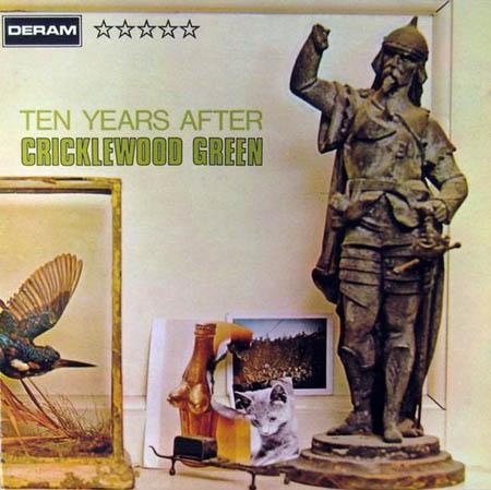 LP - Ten Years After Cricklewood Green