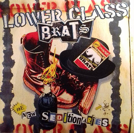 LP - Lower Class Brats The New Seditionaries