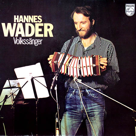 LP - Wader, Hannes Volkss