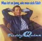 LP - Quinn, Freddy Man Ist So Jung, Wie Man Sich F