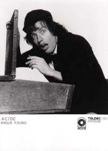 Memorabilia - AC/DC Promo Photo