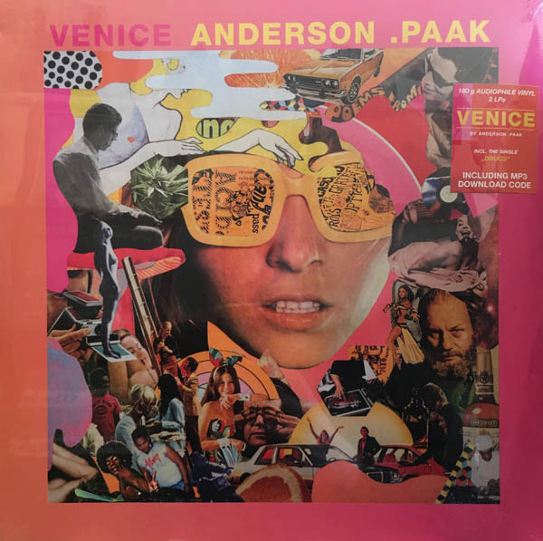 2LP - Anderson .Paak Venice