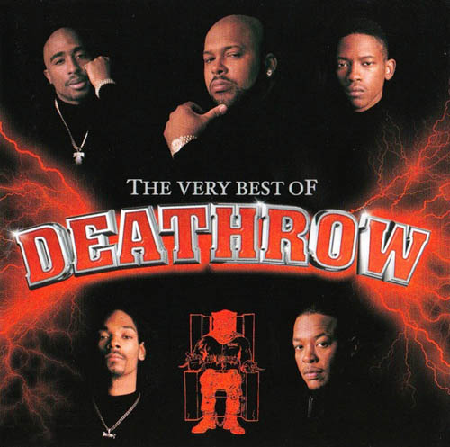 CD - Various Artists The Very Best Of Death Row