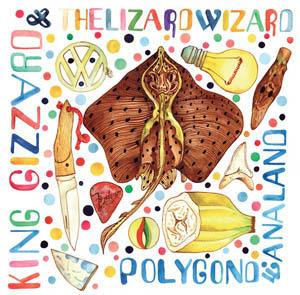 LP - King Gizzard And The Lizard Wizard Polygondwanaland