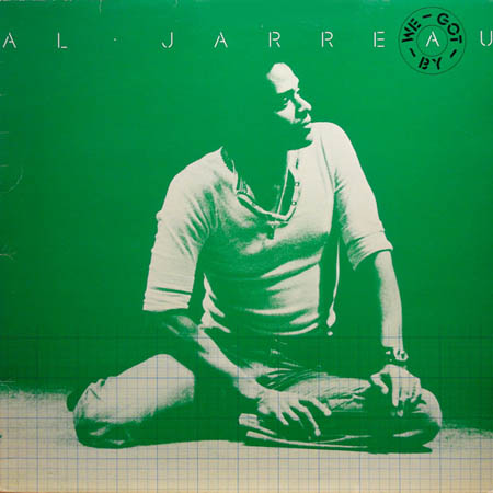 LP - Jarreau, Al We Got By