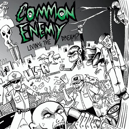 LP - Common Enemy Living The Dream?