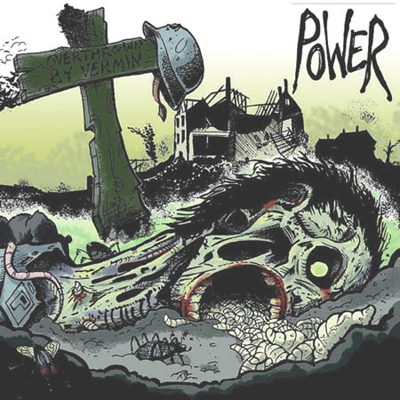 LP - Power Overthrown By Vermin
