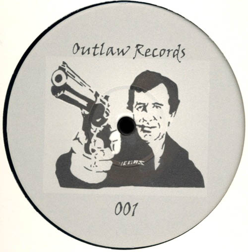 12inch - Various Artists Outlaw Records 001